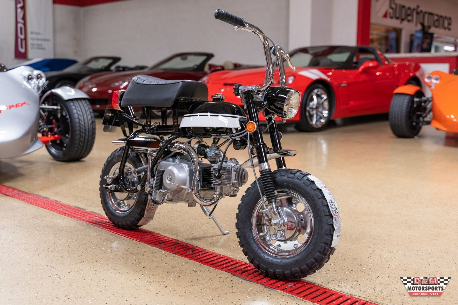 Picture of A 1970 Honda Z50