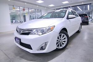 2012 Toyota Camry  XLE, ONE OWNER, CLEAN CARPROOF, NON SMOKER