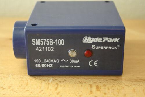 Schneider Electric HydePark sm575b 100 Ultrasonic Motion Sensor SM575B-100
