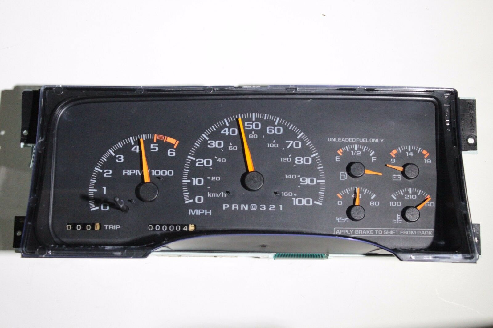 Silverado 2003 chevy silverado dash cluster : Used Chevrolet C3500 Instrument Clusters for Sale