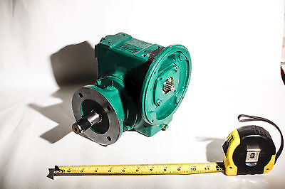 Master Power Right Angle Gear Reducer 56  401 Ratio  56wg16f40
