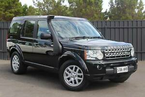 2011 Land Rover Discovery 4 TDV6 7 Seater SUV