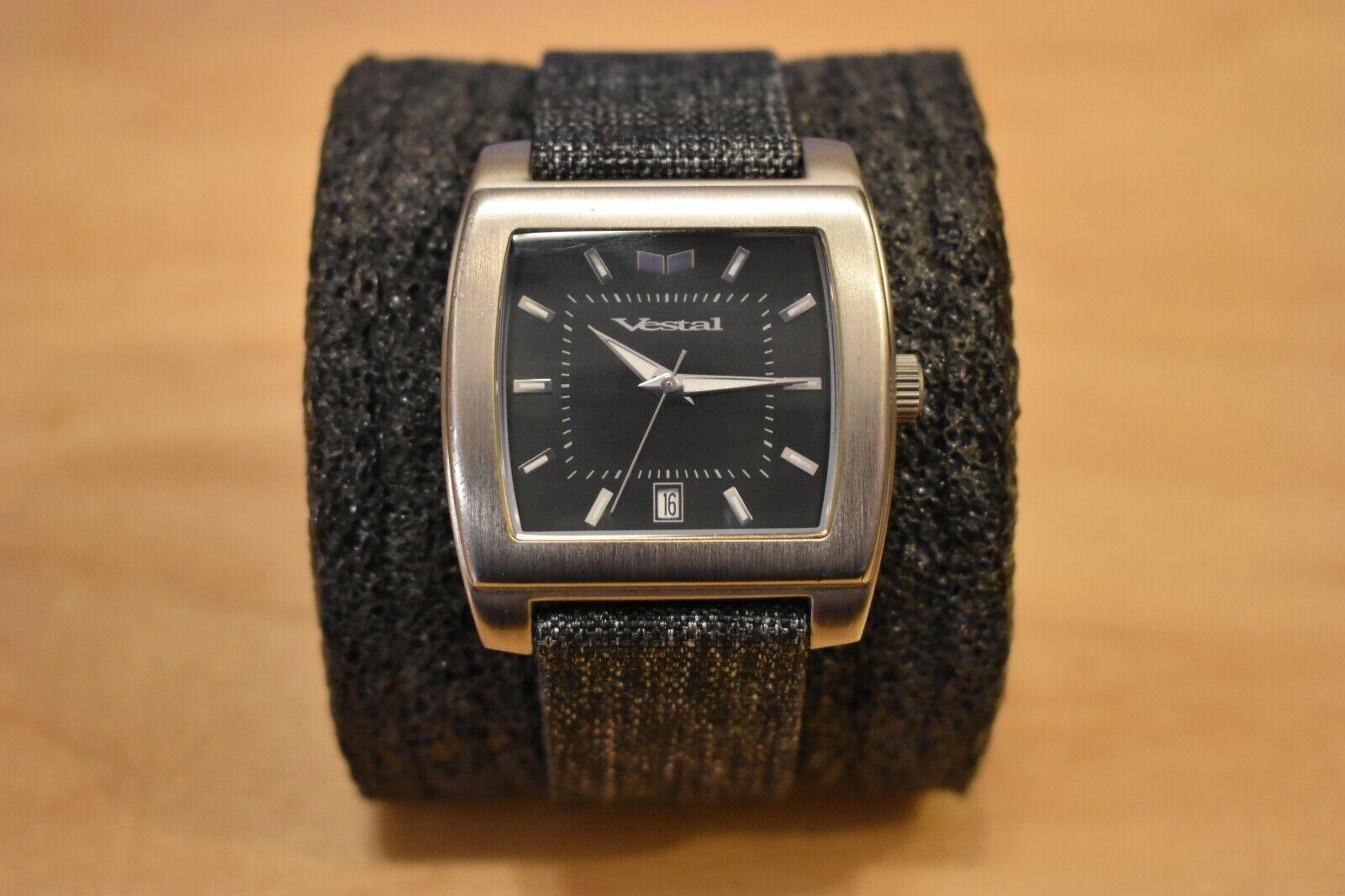 Vestal Scorpion Watch Blue - $74.99
