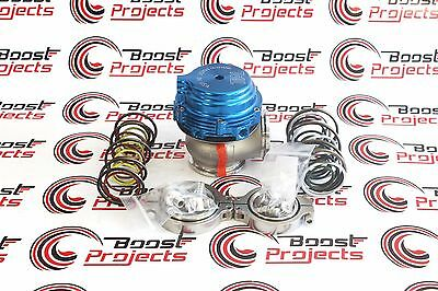 TiAL MV R MVR 44mm Wastegate Blue With V Band and Flanges All Springs 002948