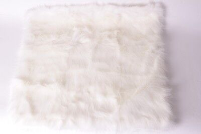 New Pottery Barn Faux fur pillow 26
