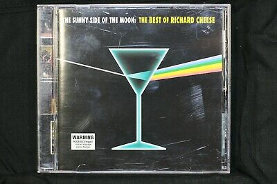 The Sunny Side Of The Moon: The Best Of Richard Cheese  - CD