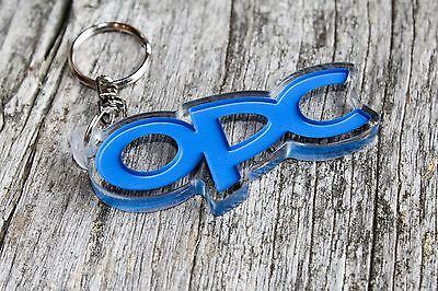 Opel OPC keychain Insigna Astra Zafira Vectra  Corsa Schlüsselanhänger