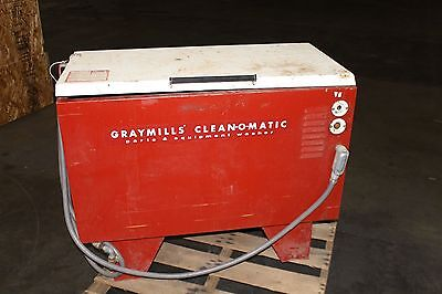 Graymills Clean-o-matic  Parts Washer