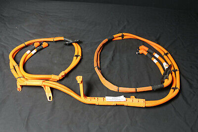 7.368km Audi Q5 8R Hybrid Battery Cable Loom Hochvoltleitungssatz 8R0971015 B C