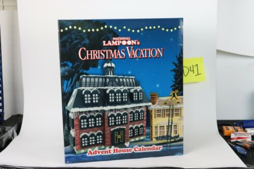 Advent House Calendar from National Lampoon