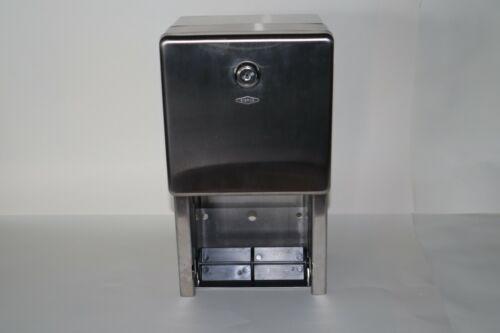 BOBRICK Surface-Mounted Multi-Roll Toilet Tissue Dispenser