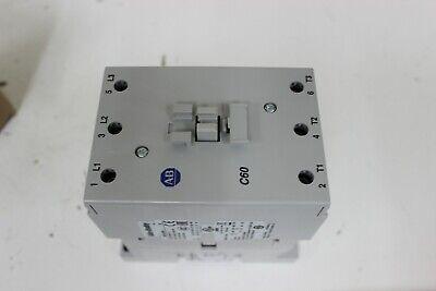 Allen-bradley 100-c60l00 Contactor 3 Pole New