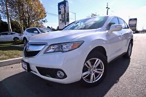 2013 Acura RDX TECH PACKAGE AWD ACCIDENT FREE LOCAL ONTARIO SUV