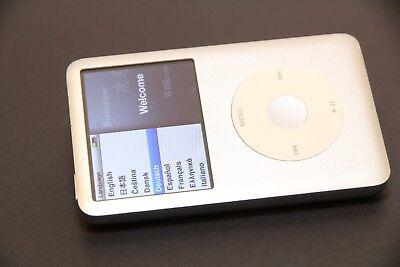 160gb Mp3-player (Apple iPod 160GB Classic Digital Audio MP3 Music Player A1238 Silver 6-Gen MB145)