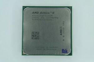 AMD Athlon II X4 640 3GHz Quad-Core (ADX640WFK42GM) Processor w/Grease