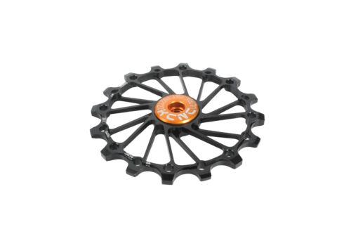 KCNC Road MTB Cycling Bike Derailleur Pulley for Shimano Sram Campy 12T Black