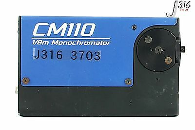 3703 Cvi 18 Meter Monochromator Cm110 Cm-110
