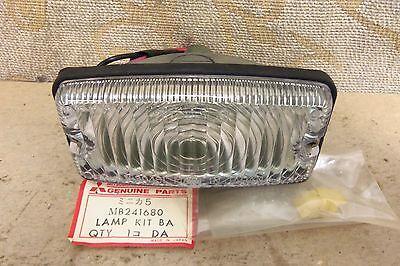 NOS GENUINE MITSUBISHI DODGE LANCER VI CJ10 LIGHT LAMP # MB241680