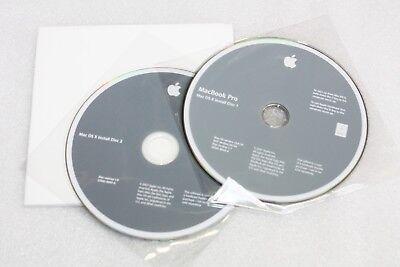 Original Apple MacBook  Pro A1226 OS X 10.4.10