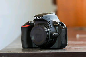 Nikon D5500 Body Temora Temora Area Preview