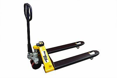 Heavy Duty Pallet Jack Scale 5000 Lb X 1 Lb Brand New