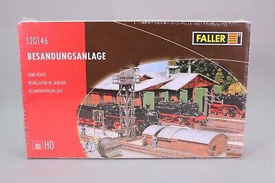 ZM089 FALLER 120146 Maquette train Ho Installation sablerie Sand house diorama