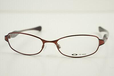 New Oakley Flawless 2.0 Berry Purple Prescription 50-16-130 Frames RX