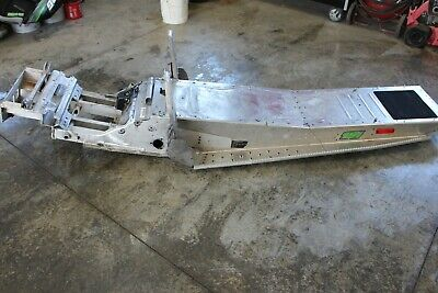 Bulkhead Tunnel Frame Chassis2003 ARCTIC CAT MOUNTAIN CAT 900 1333 miles