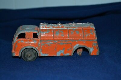Vintage Toy Hubley Truck Metal Diecast   Lancaster PA Milk Fuel Delivery