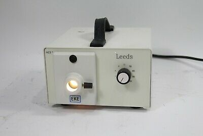 Leeds Ace Fiber-optic Light Source Illuminator - New Bulb