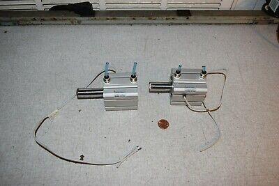 Smc Ncdqbaz150 Pneumatic Air Cylinder Lot Of 2