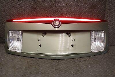 ✅2003-2007 CADILLAC CTS-V/ BASE THIRD BRAKE LIGHT SILVER GREEN