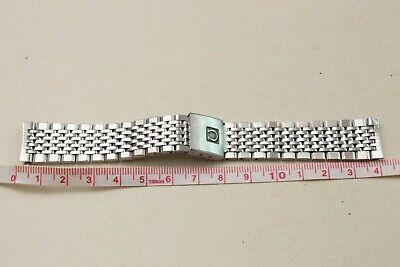 OMEGA Genuine Stainless Steel Band Bracelet 1444 (18mm)