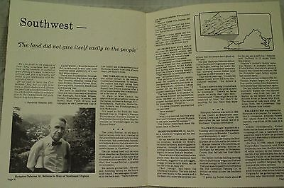 My Virginia Bill Mckelway Old Book Of Newspaper Articles Richmond Times Dispatch