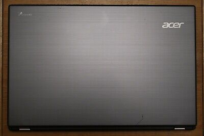 ACER TravelMate 5760 Laptop - Windows 10 Pro - 8GB Ram, 256GB SSD, i3-2370M CPU