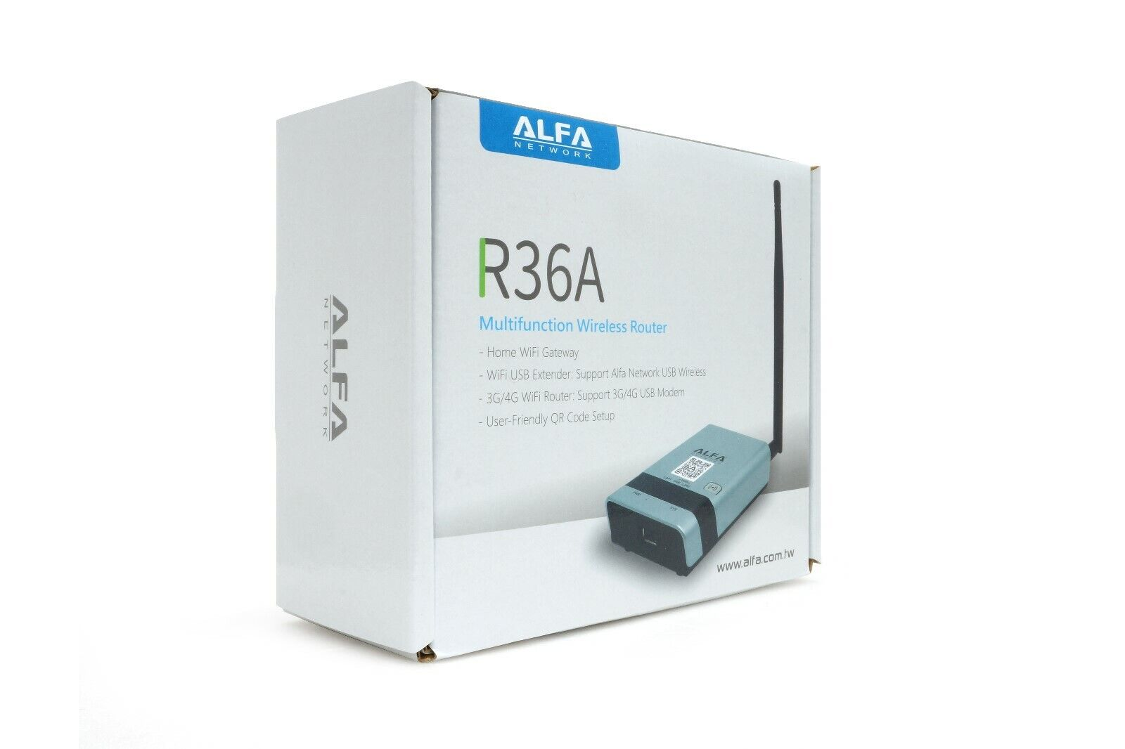 ALFR36NEW Alfa Wide-Coverage WiFi Broadband Router