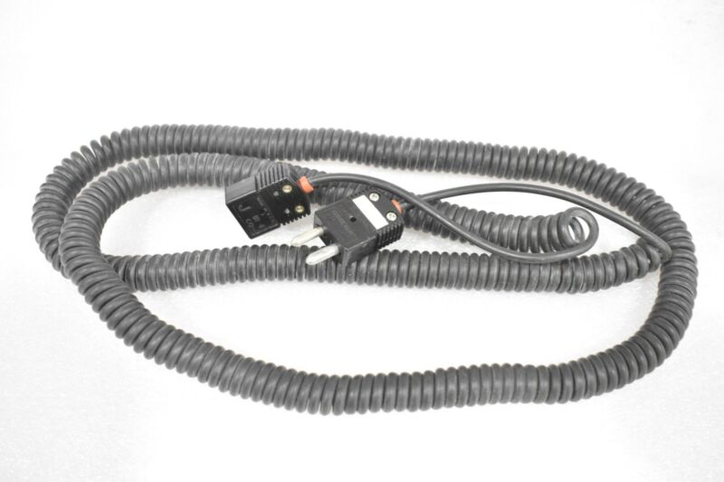 OMEGA RECJ4-2 THERMOCOUPLE CABLE TYPE J