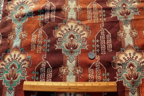 BTY Antique Aesthetic Period Ethnic Frame Cotton Fabric Yardage~9 yards~W-25""