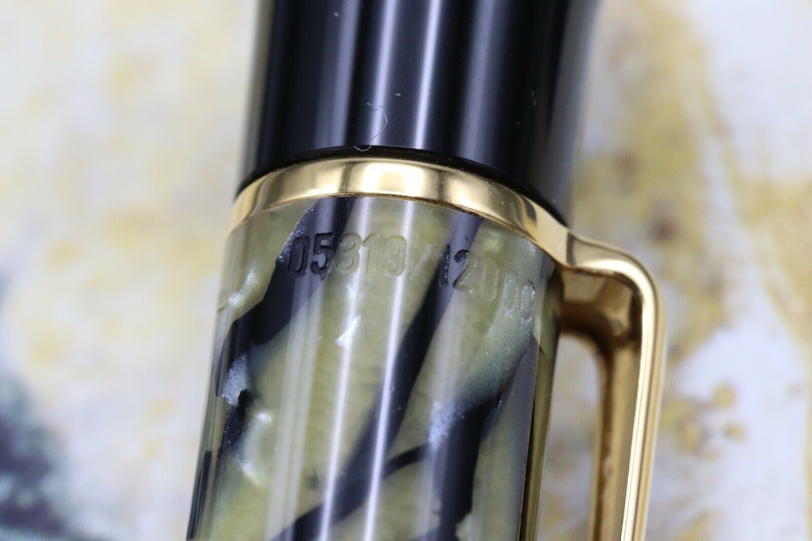 Montblanc Oscar Wilde Writers Limited Edition Mechanical Pencil 4