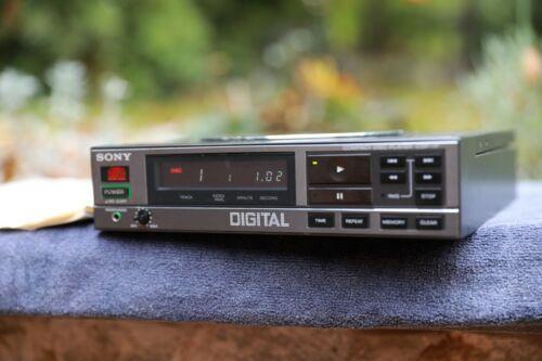 SONY CDP-7F Digital Stereo CD Player