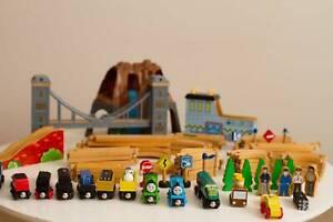 Thomas the Tank Engine Wooden Train Track Set