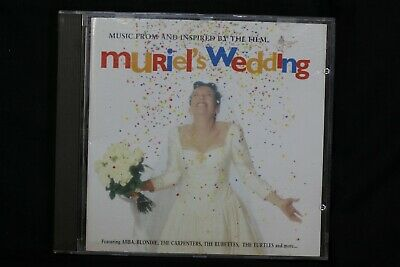 MURIELS WEDDING soundtrack(C415)