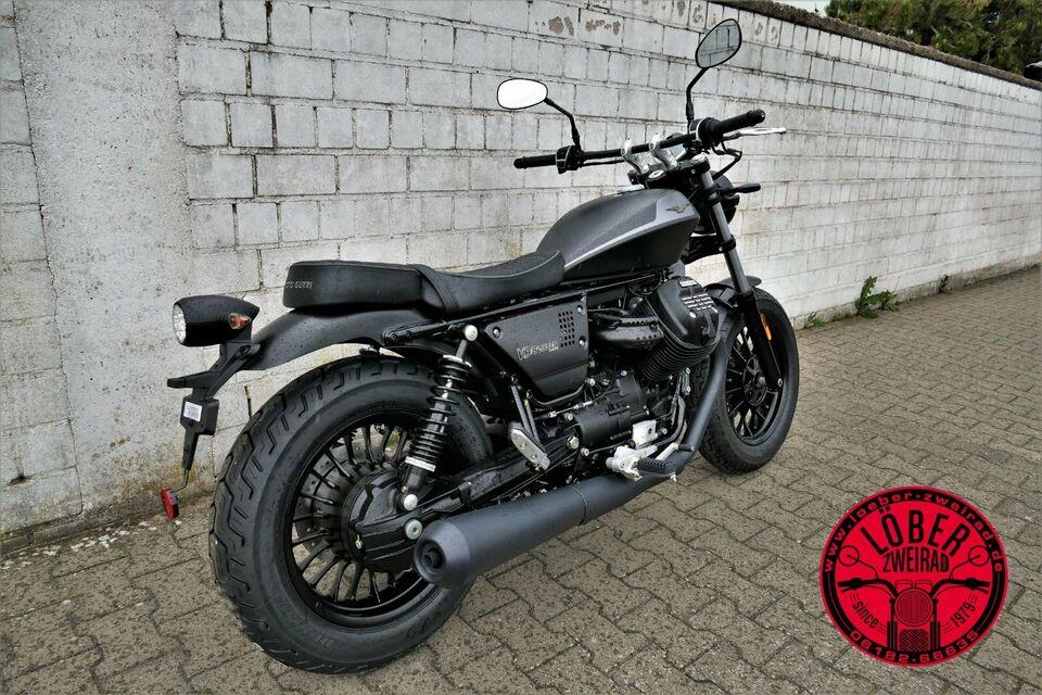 Moto Guzzi V 9 Bobber E 5 - neues Modell - NEUFAHRZEUG in Hainburg