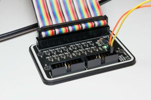 Rigol MSO5000 PLA2216 Custom 16 Channel Logic Probe w/ Tray