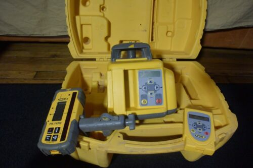 Trimble Dual Grade Red Beam Self Leveling Laser Level Model GL522