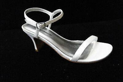 Bliss White Dyeable Bridal Wedding Shoes (Dyeables Dyeables Bridal Shoes)