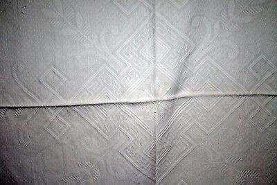 Vintage 30er 40er Tagesdecke Sofadecke Bettdecke Teppich Ahnenerbe Runen Odal