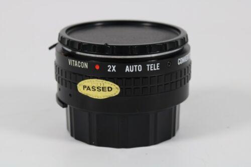 Vitacon 2x Auto Tele Converter Made in Japan