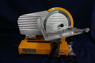 Axis Ax-s9 9 Inch Deli Meat Slicer Yellow Color