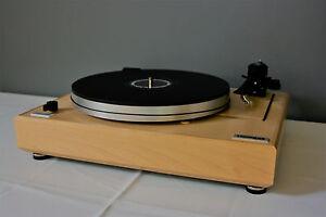Tourne-disques-thorens-td-350-d-039-erable-Appareil-roksan-tabriz-zi